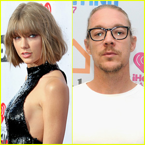 Diplo Calls Out Taylor Swift's Music, Seemingly Reignites Their Feud