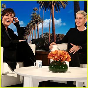 Ellen DeGeneres Grills Kris Jenner on Her Kids' Pregnancies
