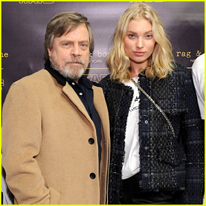 Elsa Hosk Joins the Force with Mark Hamill Himself to Celebrate Celebrate rag & bone's Star Wars Collection