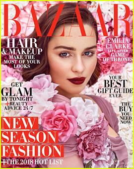 Emilia Clarke Fires Back at 'Game of Thrones' Racy Scene Critics