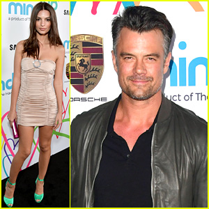 Emily Ratajkowski, Josh Duhamel, & More Support Goldie Hawn's Charity Event