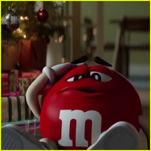 M&M's Christmas Commercial Gets Sequel - Find Out What Happens After Santa Faints!