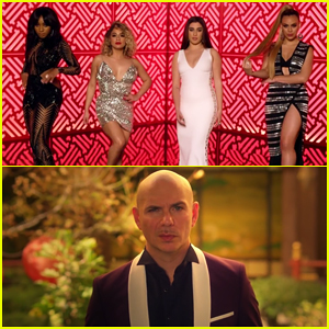 Fifth Harmony & Pitbull Debut 'Por Favor' Music Video - Watch Here!