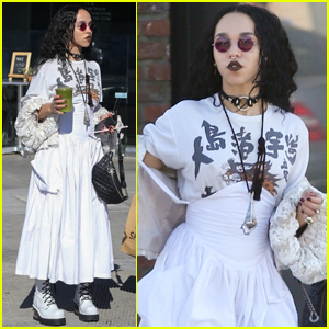 FKA twigs Makes Rare Appearance Since Robert Pattinson Split