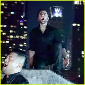 Forte Tenors Turn 'Daredevil' Theme Into an Epic Opera Video!
