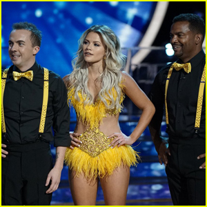 Frankie Muniz & Alfonso Ribeiro Do the Jive During 'DWTS' Trio Night - Watch Now!