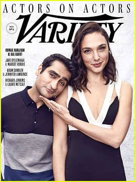 Gal Gadot & Kumail Nanjiani Reflect on Media Representation & What Their Roles Mean to Other People