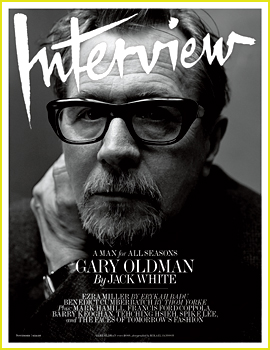 Gary Oldman Reveals the Challenge of Playing Winston Churchill in 'Darkest Hour'