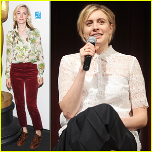 Greta Gerwig Says Her Directorial Debut 'Lady Bird' Wrote Itself!