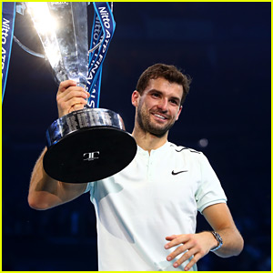 Grigor Dimitrov Dedicates His ATP Win to Nicole Scherzinger!