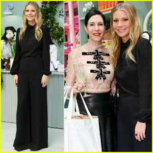 Gwyneth Paltrow Launches goop Gift in New York City!