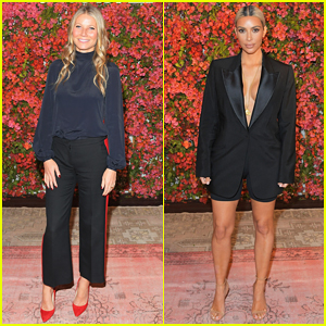 Gwyneth Paltrow, Kim Kardashian & More Celebrate Bumble Bizz Launch!