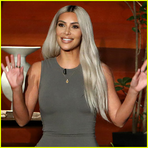 Here's How Kim Kardashian Responded to Questions About Khloe & Kylie's Pregnancies