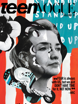 Hillary Clinton Opens Up About Why She Won't Run for President Again in 'Teen Vogue'