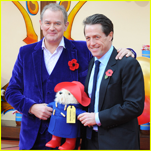 Hugh Bonneville & Hugh Grant Premiere 'Paddington 2' in London - Watch Trailer!