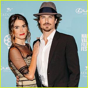 Ian somerhalder nikki reed couple up for napa valley film festival ian somerhalder nikki reed couple up for napa valley film festival 2017 m4hsunfo