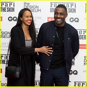 Idris Elba & Girlfriend Sabrina Dhowre Make a Cute Couple on the Red Carpet in London!