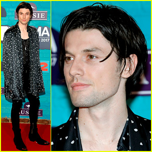 James Bay Debuts New Short Haircut at MTV EMAs 2017!
