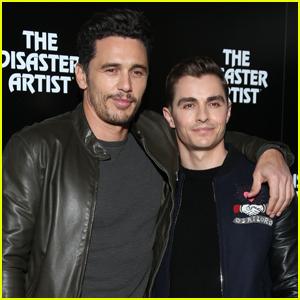 James & Dave Franco Were Nervous to Premiere 'Disaster Artist'