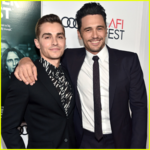 James & Dave Franco Look Handsome at 'The Disaster Artist' Screening at AFI Fest 2017!