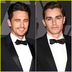 James dave franco are far from disasters at governors awards james dave franco are far from disasters at governors awards 2017 m4hsunfo