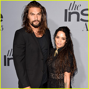 Jason Momoa & Lisa Bonet Just Got Officially Married!