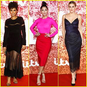 Jennifer Hudson & Nicole Scherzinger Get Glam for ITV Gala 2017!