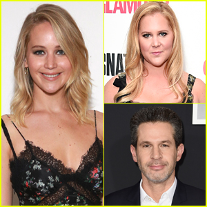Jennifer Lawrence Checks Out BFF Amy Schumer's Show on Broadway (Exclusive)