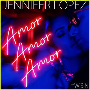 Jennifer Lopez: 'Amor Amor Amor' Stream, Lyrics, & Download - Listen Now!