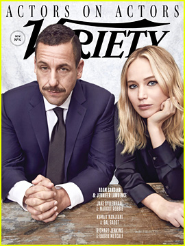 Jennifer Lawrence & Adam Sandler Reveal Why They Avoid Reviews of Their Movies