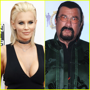 Jenny McCarthy Recalls Steven Seagal Sexual Harassment
