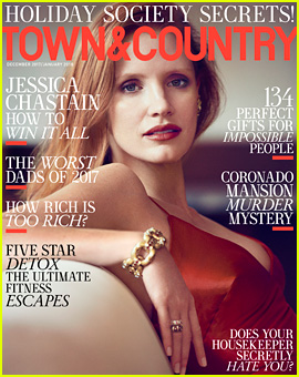 Jessica Chastain Reveals Why She Won't Go Out for 'Traditional Female Roles'