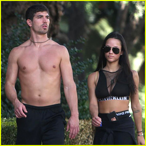 Big Brother's Jessica Graf & Cody Nickson Are Still Going Strong, Bare Hot Bodies on a Hike!