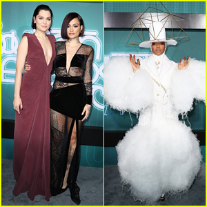 Jessie J, Kehlani & Erykah Badu Put On Their Best for Soul Train Awards 2017!