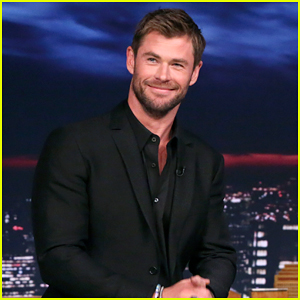 Jimmy Fallon Tries To Break Chris Hemsworth on 'The Tonight Show' - Watch Here!
