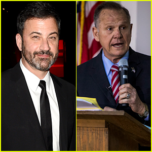 Jimmy Kimmel & Roy Moore Trade Barbs on Twitter - See the Tweets