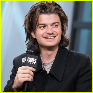 Joe Keery Reveals What He Learned From His Young 'Stranger Things' Co-Stars