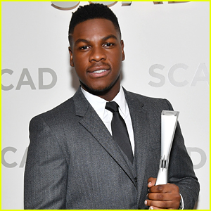 John Boyega is Honored at the SCAD Savannah Film Festival