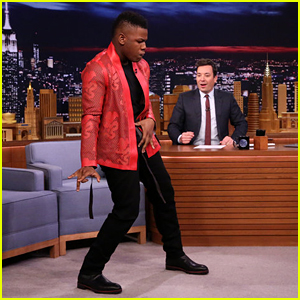 John Boyega Shows Off His Best Michael Jackson Dance Moves - Watch Now!