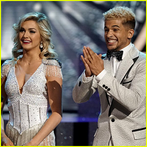 Jordan Fisher Earns Perfect Scores for Both 'DWTS' Finale Dances - Watch Now!