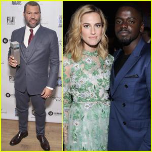 Jordan Peele & 'Get Out' Win Big at Gotham Awards 2017!
