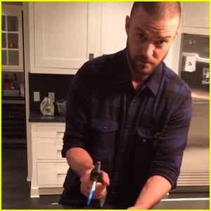 Justin Timberlake & Jessica Biel Had a 'Lit' Thanksgiving!