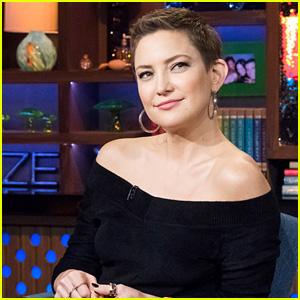 Kate Hudson Responds to Brad Pitt Dating Rumors