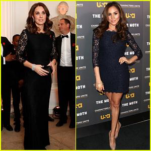 Kate Middleton & Meghan Markle Have the Same DVF Dress!