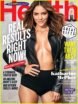 Katharine McPhee Bares Her Fit Body for 'Health' Cover!