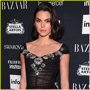 Kendall Jenner & Family Raise Money for Charity: Water for Her 22nd Birthday