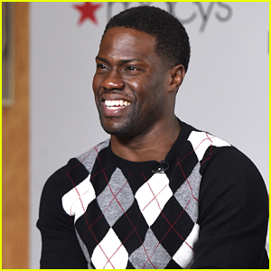 Kevin Hart Attends the Launch of his Tommy John Underwear Collection