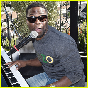 Kevin Hart Gives Impromptu Performance at Barclays Uber Visa Card Launch Party!