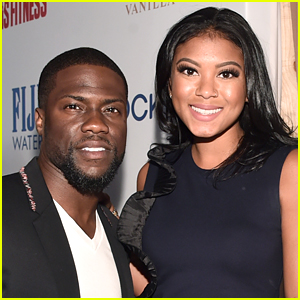 Kevin Hart's Wife Eniko Shares First Photo of Son Kenzo!