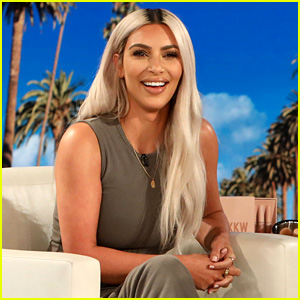 Kim Kardashian Reveals Gender of Her Third Child on 'Ellen'